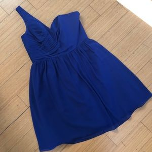 Gorgeous Cobalt formal dress